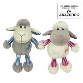 WILL DOG もこもこ&ふわふわトイ シープボーイ ガール ドッグトーイ 犬用 おもちゃ