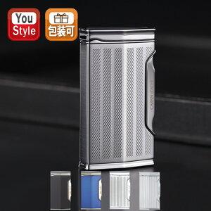 カランダッシュ CARAN d'ACHE バーナーフレーム BURNER FLAME ライター マットブラック CD01-1101/ダークブルー CD01-1102/レトロ CD01-1104/リーニエ CD01-1105 黒ニッケル/クローム 喫煙具 ターボライター