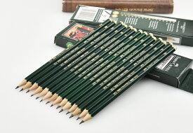 ファーバーカステル Faber-Castell 鉛筆 カステル9000番 デザインセット 5H-5B 119064 ペンシル