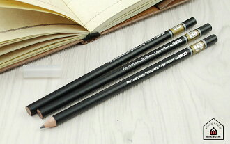 Pencil 4B/6B three OPP case for the KITA-BOSHI PENCIL KITA-BOSHI PENCIL office work writing