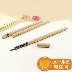 【日本製】北星鉛筆 KITA-BOSHI PENCIL シャープペン替芯 大人の鉛筆用 2mm 黒 4B・6B/青 BL/赤 RD 5本入 OTP-2004B/OTP-2006B/OTP-200BL/OTP-200RD