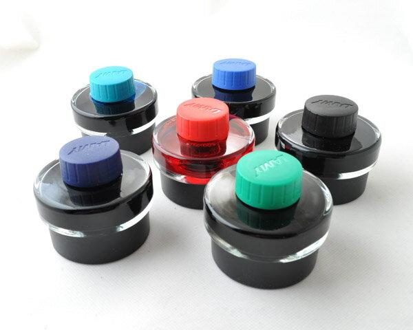 ラミー ボトルインク LAMY ラミー 万年筆用ボトルインク 消耗品 リフィル 50cc 全6色 LT52