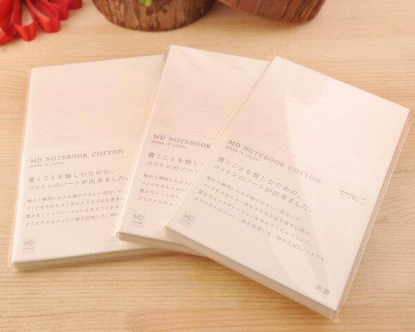 ミドリ MIDORI MDノート コットン 新書サイズ MDR15136006