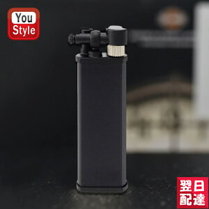 坪田パール TSUBOTA PEARL ライター ボルボパイプ BOLBO PIPE マットブラック 喫煙具 2-31069-10
