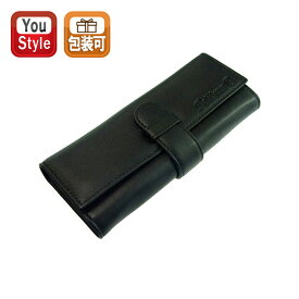 ペリカン PELIKAN ペンケース レザー 3本用 ブラック FC-1 筆箱 人気筆記具 文房具