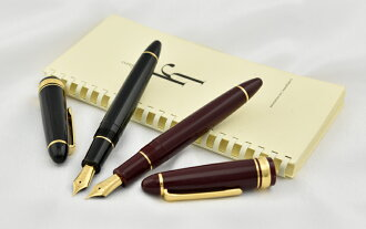 ◆ Sailor SAILOR profit 21 gold fountain pen black F size SL-11-2021-220