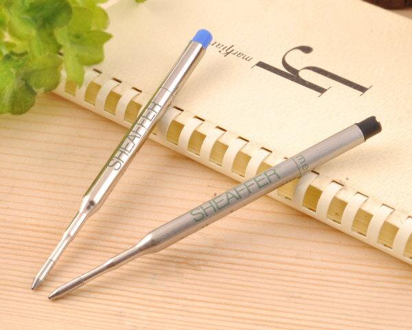 シェーファー SHEAFFER ボールペン替芯 F/Mサイズ ブルー 99224(F) 99225(M)/ブラック 99234(F) 99235(M)