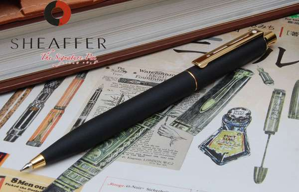 Schaefer SHEAFFER Sentinel SENTINEL Matte Black Pencil 0.7 Mm SF327PC