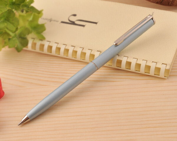 Schaefer SHEAFFER Agio AGIO Frost Blue Ballpoint Pen SF9101BP