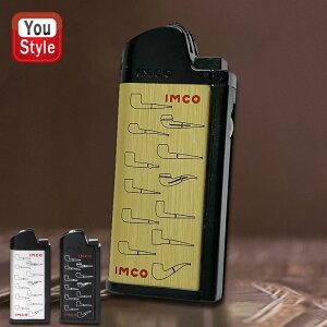 イムコ IMCO イムコ シック フォー パイプ/IMCO CHIC4 PIPE 1303G ライター 61350 61351 61352 メンズ 豪華 喫煙具 柘製作所 tsuge
