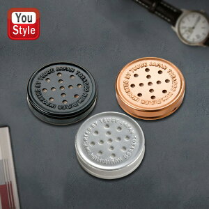 RYOアクセサリー/RYO ACC ヒュミドール・アルミ・ゴールド たばこ用保湿器 手巻きたばこ巻き器 ヒュミドールアルミ アクセサリー 77609 77610 77611 柘製作所 tsuge