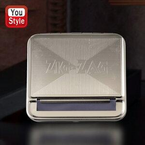 ジグザグ ZIG ZAG ジグザグ ローリングマシーン 手巻きタバコ用 レギュラーサイズ ロールボックス 78581 柘製作所 tsuge