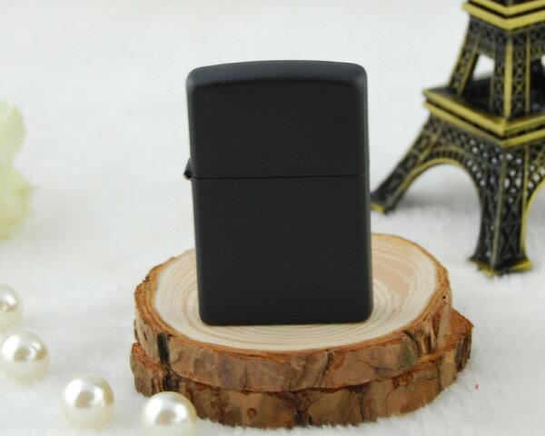 【1万円以上で10%OFF!最大P6倍】ジッポー ZIPPO ライター ブラックマット ZP-218