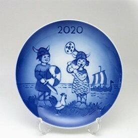 【送料無料】ビングオーグレンダールチルドレンズディ・プレート2020年