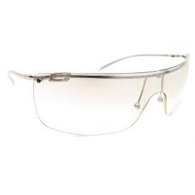 グッチ サングラス GG1719 シルバー クリア 中古 眼鏡 アイウェア アクセサリー GUCCI