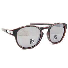 オークリー サングラス アジアンフィット OO9349-3053 ブラック スウォーンレッド プラスチック 新品 未使用 メガネ アイウェア アウトドア スポーツ OAKLEY