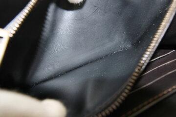 ルイヴィトンラウンドファスナー長財布ユタジッピーオーガナイザーM97025カフェ中古ロングウォレットトラベルケースブラウン茶メンズLOUISVUITTON