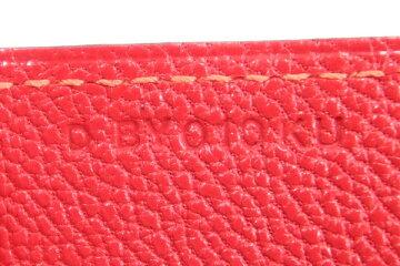 エルメスコインケースルヴァンキャトルローズティリアンシェーヴルミゾールD刻印2019年製造新品未使用小銭入れピンクレディースHERMES