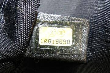 シャネルハンドバッグニュートラベルラインA15828マロンナイロンキャンバスレザー中古ミニボストンバッグダークブラウンココマークチェック柄レディースCHANEL