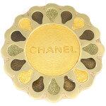 シャネルブローチゴールドカラー99A刻印1999年モデル中古ヴィンテージアンティーククラシカルレトロレアアクセサリーレディースCHANEL