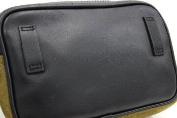 ロンシャンショルダーバッグL2088953マスタードカーキブラックスウェードクロコ型押しレザー新品未使用肩掛け斜め掛けチェーンショルダーウエストポーチレディースLONGCHAMP