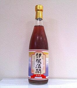伊根満開(いねまんかい) 720ml【令和2BY】【向井酒造】【京都】【赤い日本酒】【伊根町】【京の春】