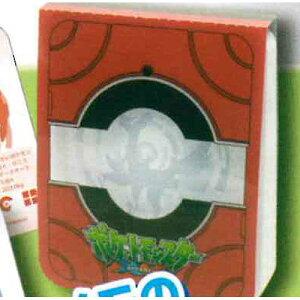 ポケモングッズコレクションXY 3:ポケモン図鑑型メモ帳 タカラトミーアーツ ガチャポン