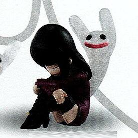 From TV animation ワンピース ネガティブストラップ4 5:ロビン バンダイ ガチャポン