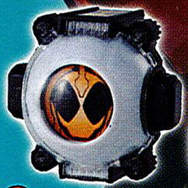 仮面ライダーゴースト ガシャポンゴーストアイコン13 3:オレゴーストアイコン バンダイ ガチャポン