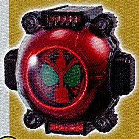 仮面ライダーゴースト ガシャポンゴーストアイコン14 7:オーズゴーストアイコン バンダイ ガチャポン