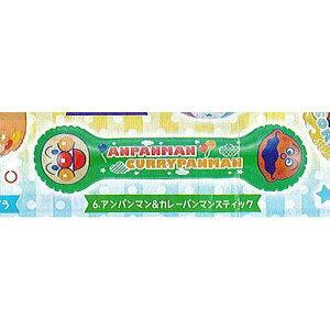 それいけ アンパンマン エアーフレンズ 5 6:アンパンマン&カレーパンマンスティック バンダイ ガチャポン ガチャガチャ ガシャポン