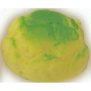 ふわふわベーカリー スイーツスクイーズ 6:シュークリーム(抹茶) 食品ミニチュア 共同 ガチャポン ガチャガチャ ガシャポン