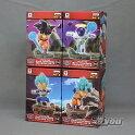 ドラゴンボール超WorldCollectableDioramavol.3全4種セットバンプレストプライズ