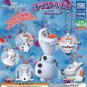 ディズニーアナと雪の女王2オラフいっぱいマスコット全5種セットタカラトミーアーツガチャポンガチャガチャガシャポン