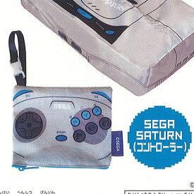 セガ ハード ゲーム機に ティッシュが 入っちゃうよ ケース 6:SEGA SATURN(コントローラー) アイピーフォー ガチャポン ガチャガチャ ガシャポン