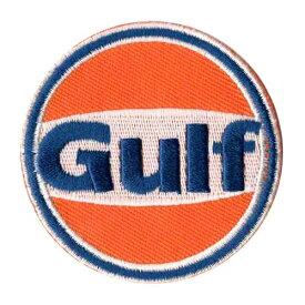 ワッペン / Gulf ガルフ サークル #316