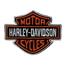 ワッペン / HARLEY DAVIDSON ハーレー ダビッドソン バー&シールド ロゴ #156