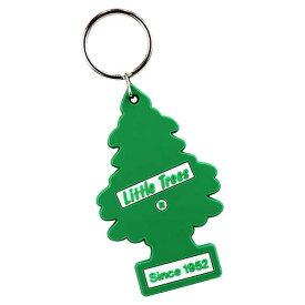 Little Trees リトルツリー Since1952 グリーン シンボル キーホルダー キーリング アメリカン雑貨