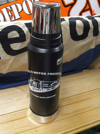 スタンレー STANLEY×HOWELL'S MOTOR FREIGHT,INC ブラック ボトル 水筒