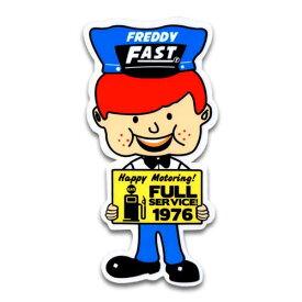 ステッカー / FREDDY FAST フレディーファスト アメリカン雑貨