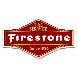 ステッカー / Firestone since 1926 ファイアストン アメリカン雑貨