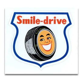 ステッカー / YOKOHAMA TIRE Smile-drive ヨコハマタイヤ アメリカン雑貨