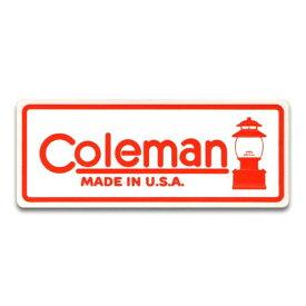 ステッカー / Coleman コールマン A アメリカン雑貨