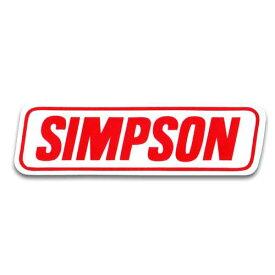ステッカー / SIMPSON シンプソン アメリカン雑貨