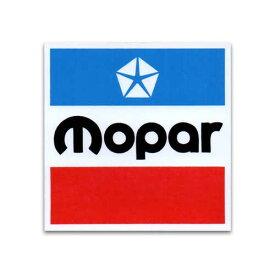 ステッカー / Mopar モパー アメリカン雑貨