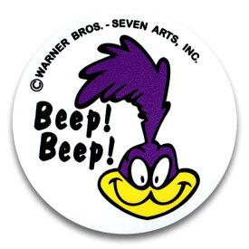 ステッカー / ROAD RUNNER BEEP!BEEP! ロードランナー アメリカン雑貨