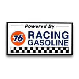 ステッカー / 76 RACING GASOLINE Union アメリカン雑貨