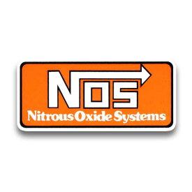 ステッカー / NOS ニトロ アメリカン雑貨
