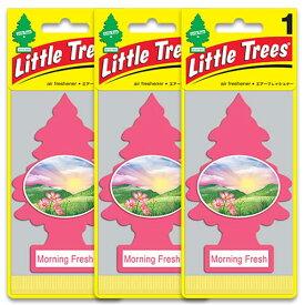 [メール便送料無料] モーニングフレッシュ 3枚セット / Little Trees リトルツリー アメリカン雑貨