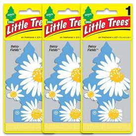 [メール便送料無料] デイジーフィールズ 3枚セット / Little Trees リトルツリー アメリカン雑貨